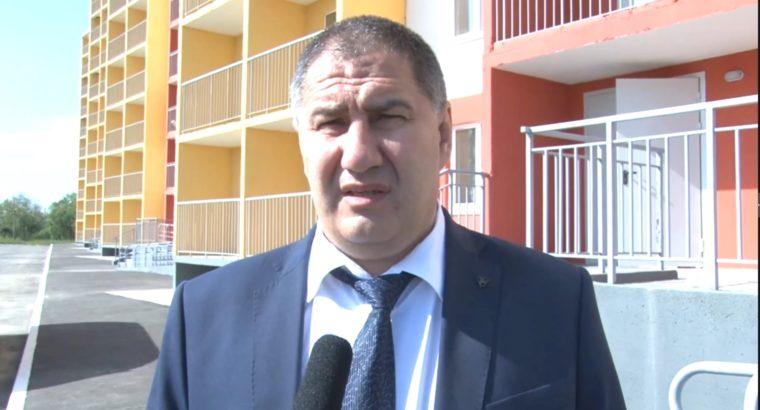 Готовый дом для сирот в Хабаровске простаивает из-за перемен в законе. Видео.