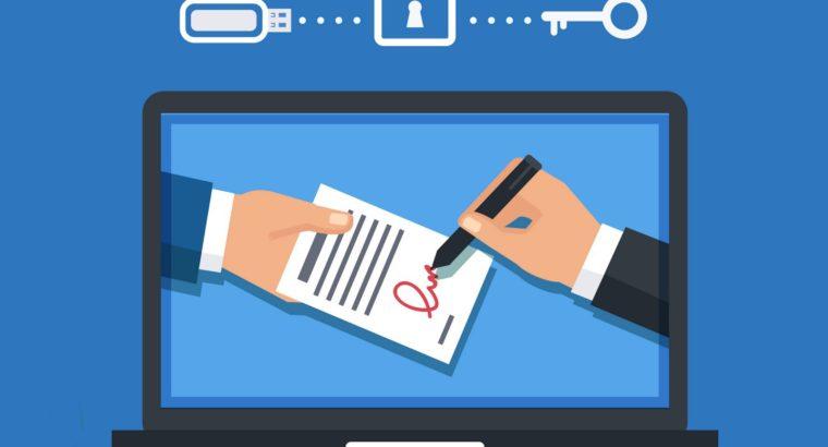 Росреестр. Мошенники не смогут продать вашу недвижимость  с использованием электронной подписи.