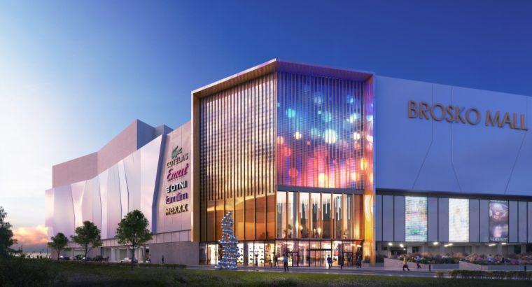 Торгово Развлекательный Комплекс Brosko Mall открывается в Хабаровске