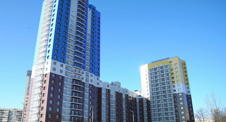 Сдана первая очередь жилого комплекса «Петроглиф Парк» в Хабаровске.