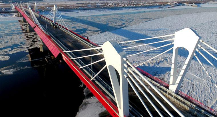 Мост в Поднебесную.  С момента завершения строительства трансграничного моста через Амур прошел почти месяц.
