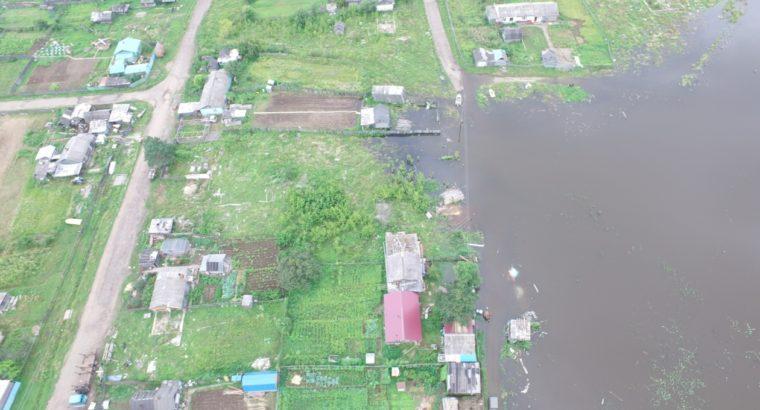 Владельцы дачных участков, пострадавших от паводка в Хабаровске, получат первые выплаты на следующей неделе. Список СНТ