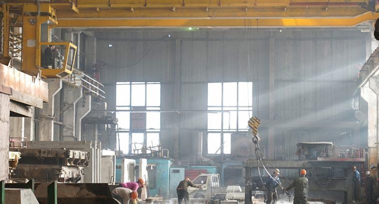 Формовочный цех по выпуску панелей арендовал ООО «Фонд жилищного строительства» для  для строительства домов жилого комплекса «Березки».