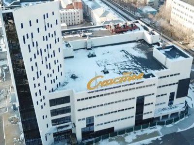 Торговый центр «Счастье» начнут достраивать в Хабаровске.