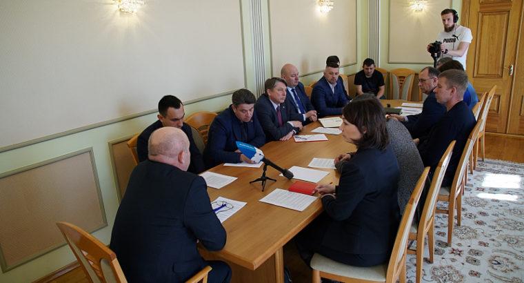 В Хабаровске создается специальная рабочая группа по вопросам расселения ветхого жилья.