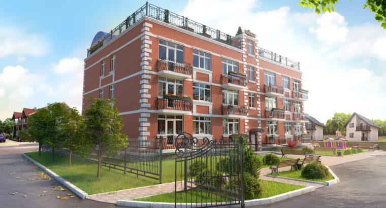 В Хабаровске выдано разрешение на ввод в эксплуатацию долгостроя, трёхэтажного дома по улице Тихоокеанской, 221б.