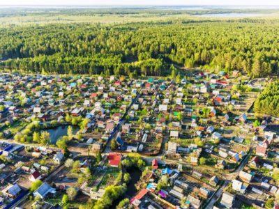 Новый закон изменяет порядок управления имуществом СНТ