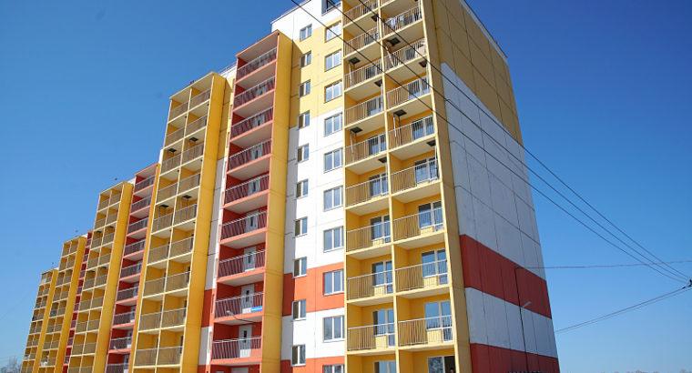 Мэрия Хабаровска получила квартиры квартиры для жильцов разрушенного дома от краевых властей.