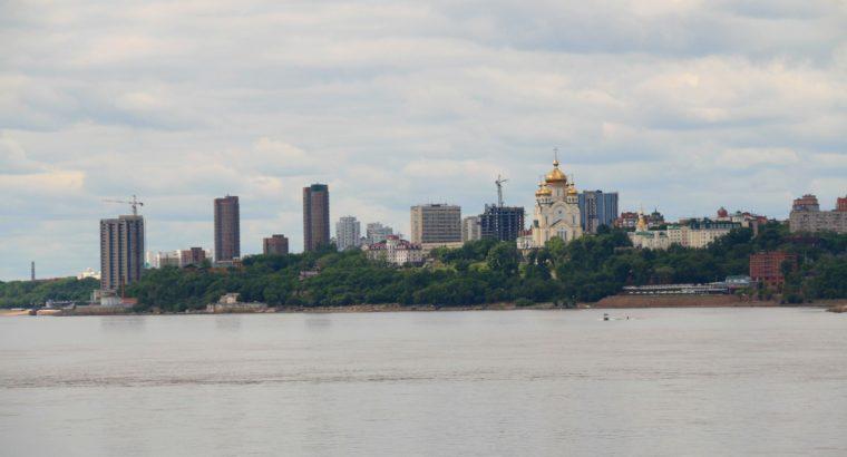 Торги за лакомый земельный участок в центре города пройдут в Хабаровске.
