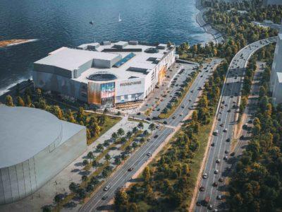 В Хабаровске «с молотка» продали участок земли в престижном районе около нового торгового центра «Броско Молл» местному жителю.