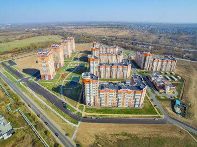 Миллионы квадратных метров жилья возведут на Ореховой сопке в Хабаровске 4 застройщика.