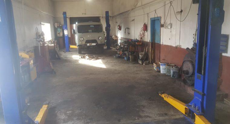 Продается действующий прибыльный бизнес — Автосервис 555 в городе Дальнереченск