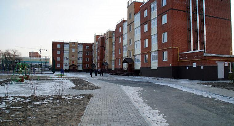 Проблемный дом по улице Алексеевской будет введен в эксплуатацию на следующей неделе.