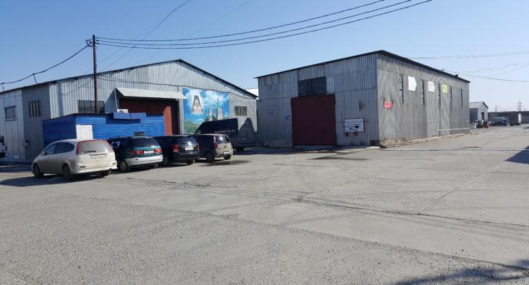 Офисно-складской комплекс ООО СУГДАК сдает в аренду