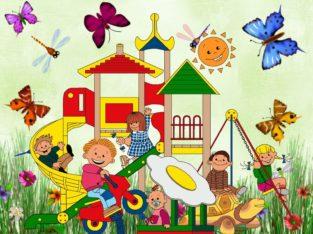 Воспитатель в домашний детский садик.