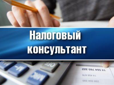 Налоговый консультант