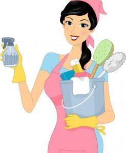 Уборщица в многоквартирный дом премиум-класса