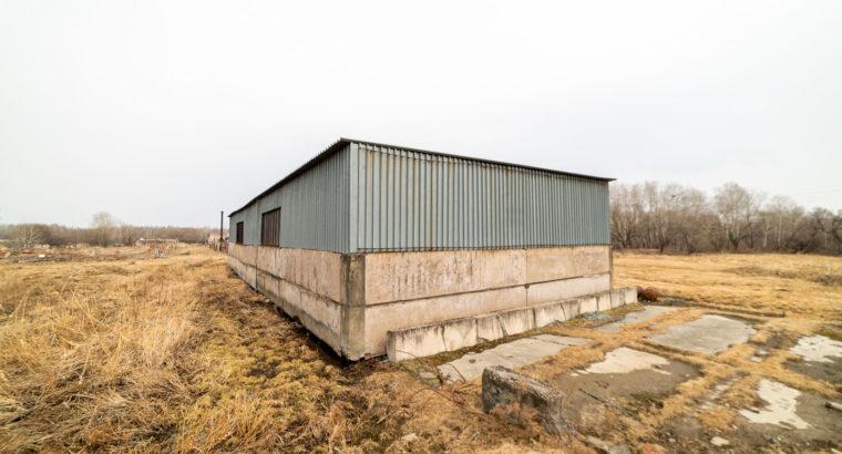 Здание под бизнес (фермерское хозяйство)