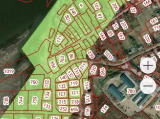 Участок 8,5 соток в Корскаво-1 с видом на Амур
