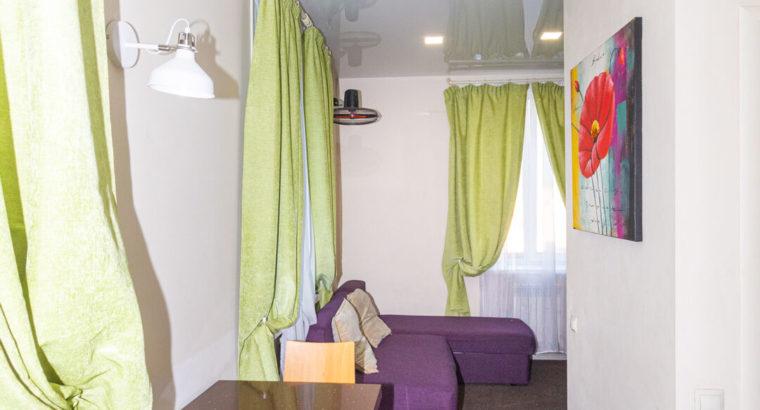 Комната со своим сан.узлом.