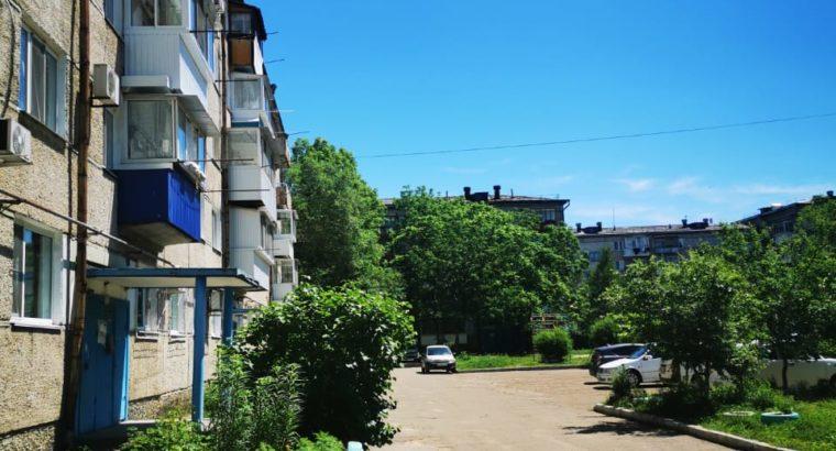 Продам трехкомнатную квартиру в Биробиджане с шикарной планировкой
