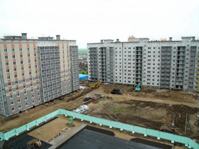 В Хабаровске состоялась сдача в эксплуатацию многоквартирного дома №3 в жилом микрорайоне «Березки».