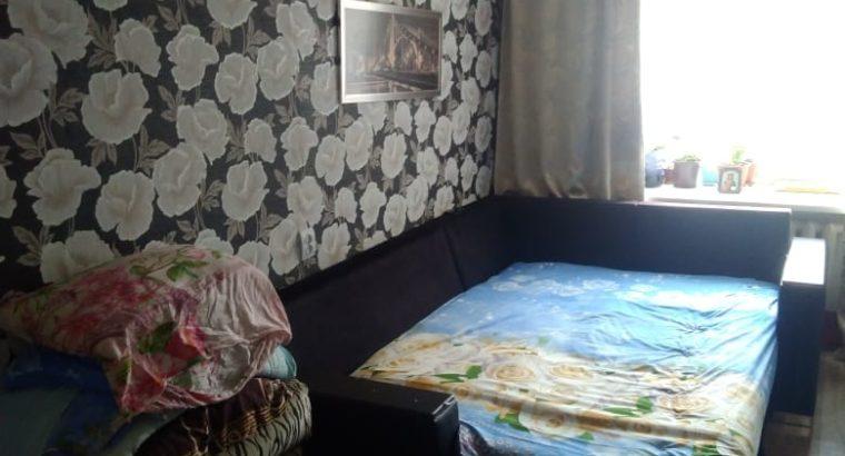 Продам комнату в общежитии район п Тополево