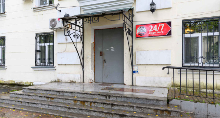 Продажа 1 ком. центр Хабаровска на ул. Ленинградской