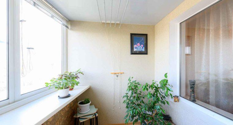 Трёх комнатная квартира в центре Хабаровска ул. Войкова
