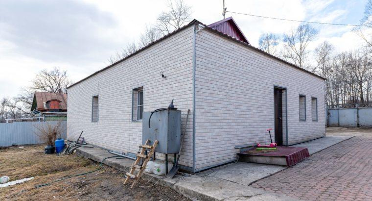Отличный дом в Хабаровске всё включено ул. Тихоокеанская