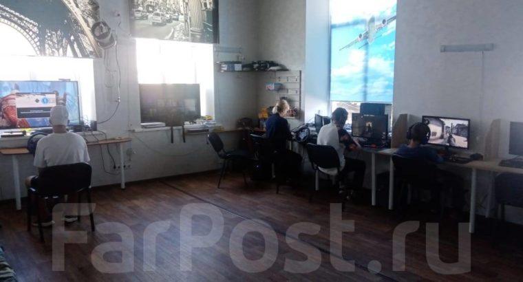 Продам Компьютерный клуб в п. Переяславка