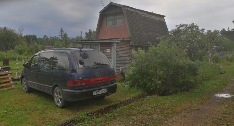 Продажа Земельного участка с двухэтажным домиком в р-не с Смирновка
