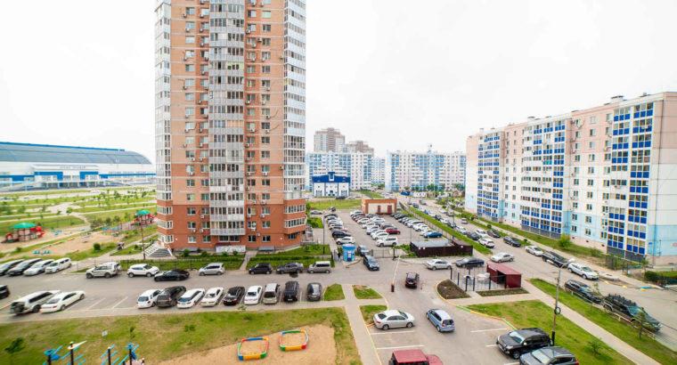 3х КОМНАТНАЯ квартира в монолитном доме Хабаровск
