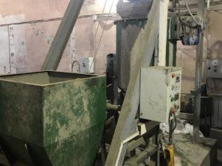 Линия конвейерная полуавтоматизированная для производства газобетона НС-40КП
