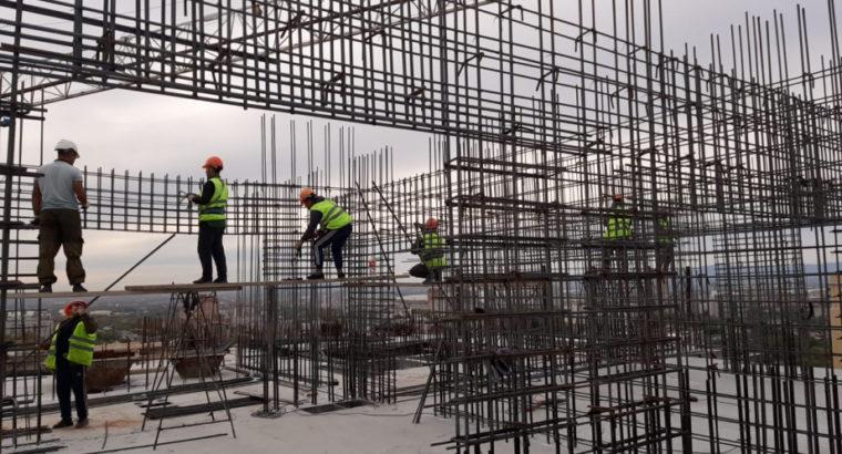В Хабаровске на долгострое ЖК «Ленинградский» возобновилось строительство.