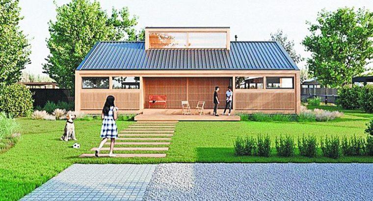 Объявлены победители конкурса проекты которых позволят получить льготный кредит для строительства дома. Их сделают типовыми что поможет  развитию ипотеки ИЖС