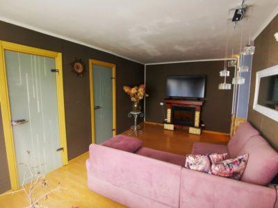 Продается трехкомнатная квартира в п. Смидович ЕАО