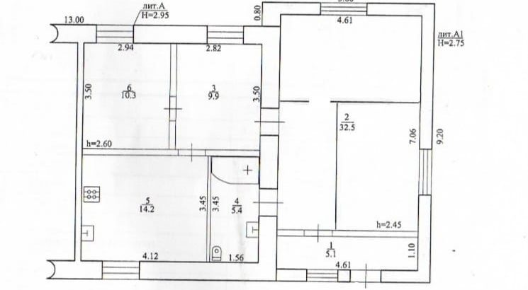 Продам дом в п. Приамурском