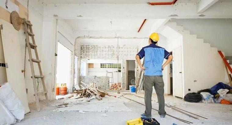 Ремонт квартир, офисов, зданий, коттеджей. Качественно. Нам доверяют.