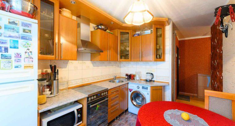 3х комнатная квартира в центре Хабаровска
