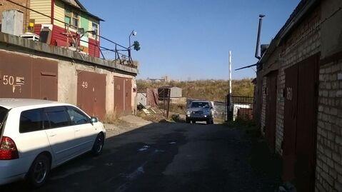 Капитальный кирпичный гараж в ГСК 356 ул. Подгаева