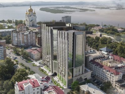 Росреестр и застройщики Хабаровского края работают над сокращением сроков государственной регистрации и кадастрового учета .
