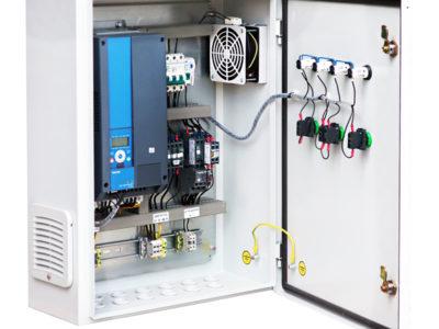 Шкаф управления электродвигателем, двигателем ШУЭ, ШУЭП, ШУД до 800 кВт